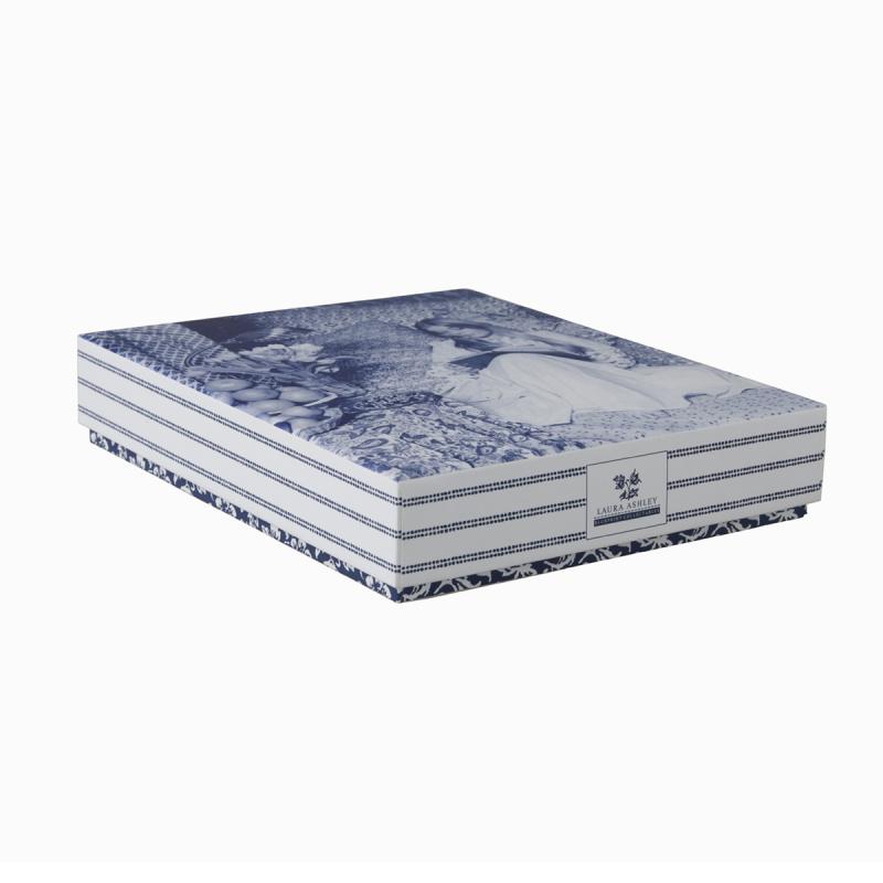 Laura Ashley Floris Σετ 4 τμχ Κουταλάκια Blueprint