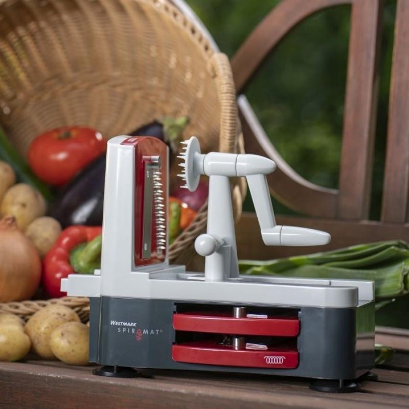 Westmark Spiromat Κόφτης Διακοσμητής Λαχανικών