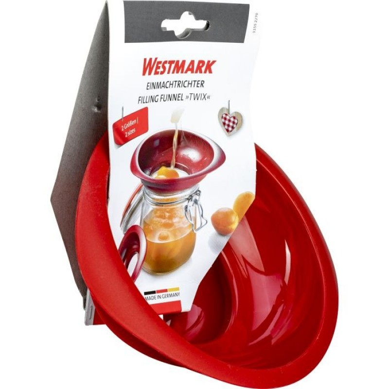 Westmark Twix Χωνί Μαρμελάδας Διπλό