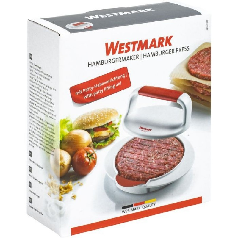 Westmark Πρέσα Humburger 11εκ