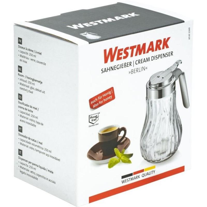 Westmark Berlin Dispenser Υάλινο Μελιού/Γάλακτος 250ml